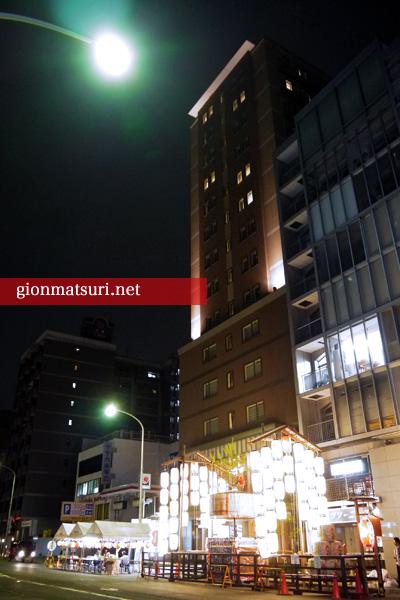 ホテルマイステイズ 京都四条